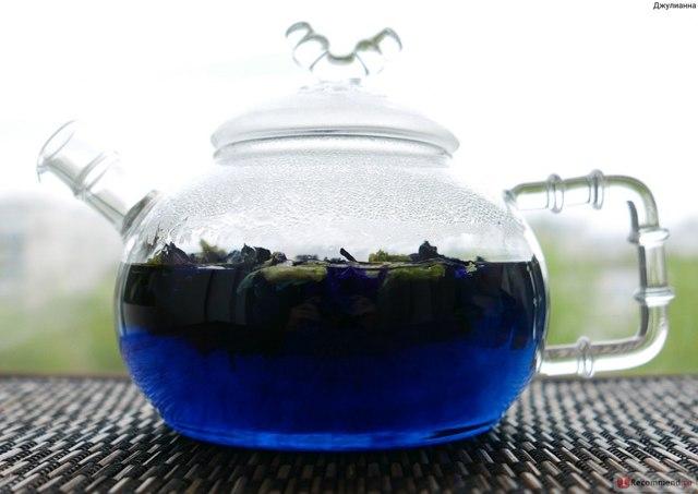 Пурпурный чай чанг-шу: полезные свойства, как пить для похудения