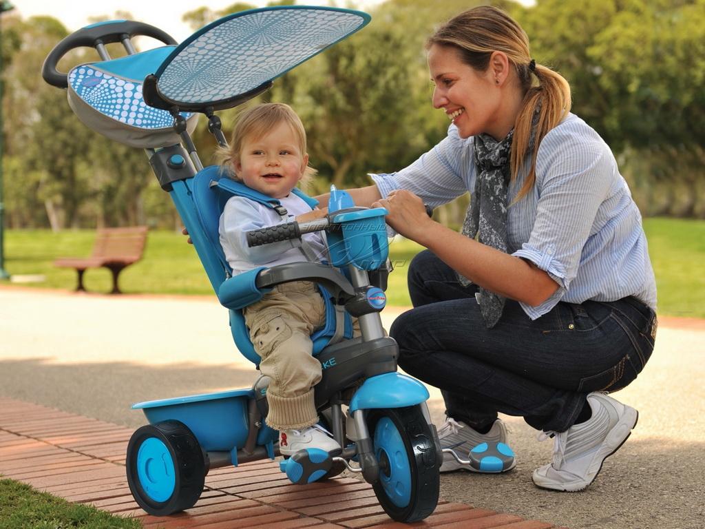 Велик для самых маленьких. «эх, прокачусь», или как выбрать трёхколесный детский велосипед