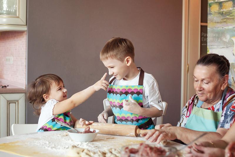 Важность ритуалов в жизни ребенка и семьи