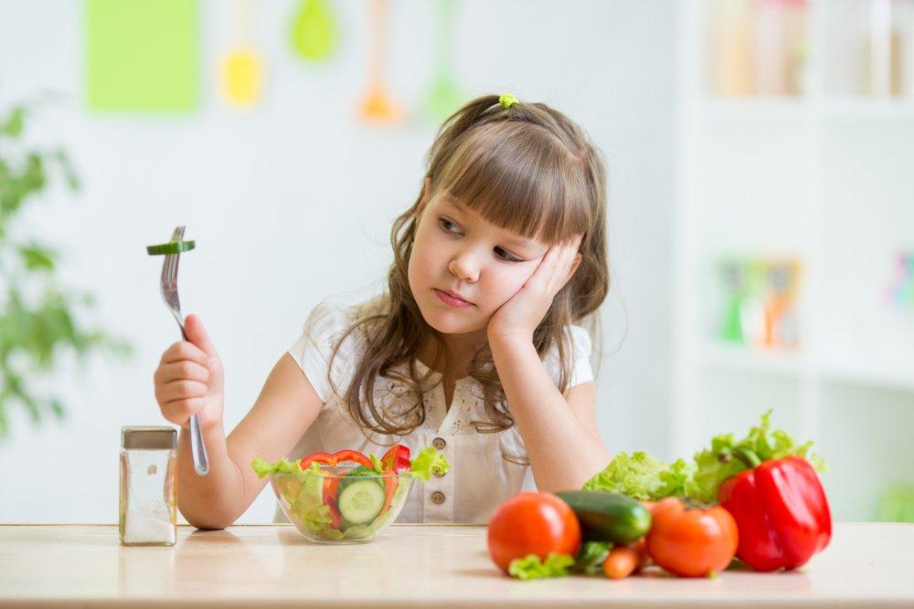 Как приучить детей есть овощи – 12 практических советов