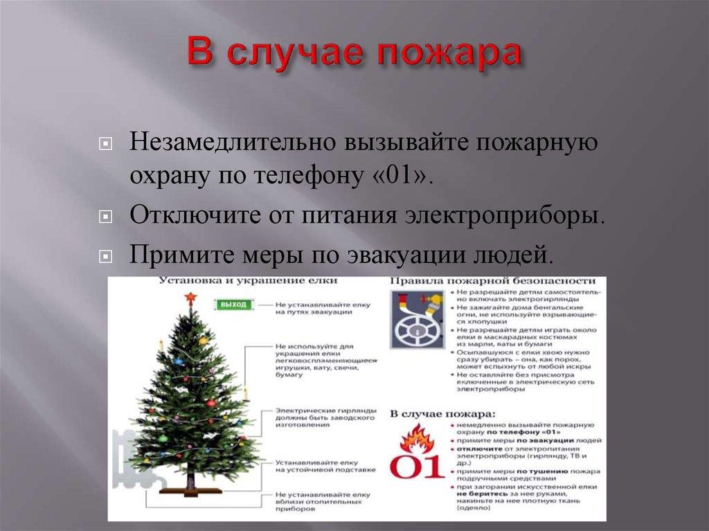 Топ-5 новогодних опасностей