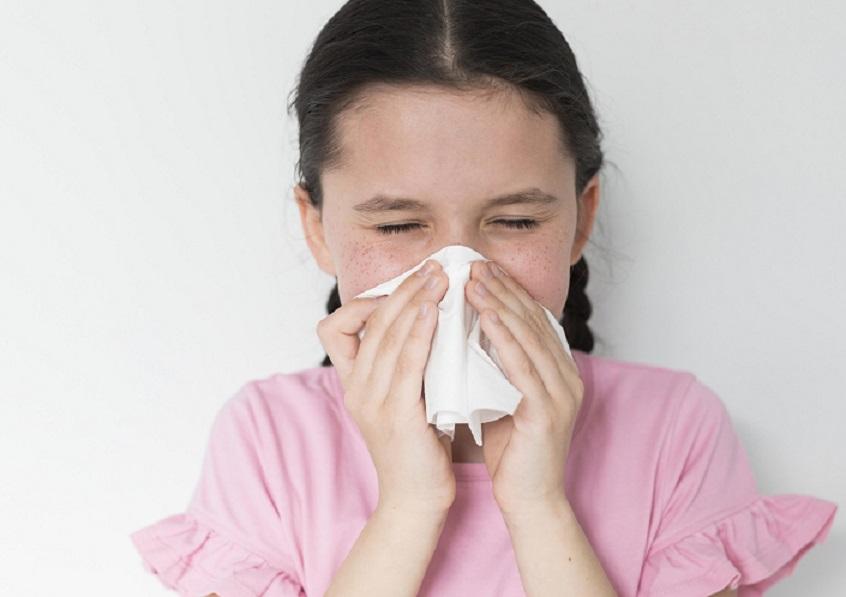 Аллергический и неаллергический ринит!