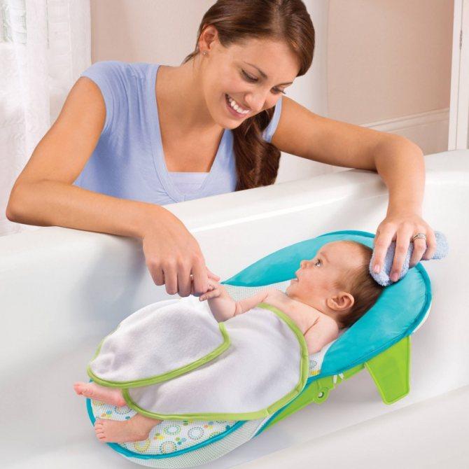 10 лучших ванночек и горок для купания новорожденных - рейтинг 2020