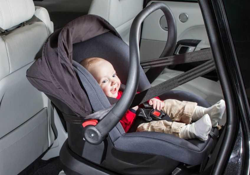 Как правильно перевозить детей в машине 2021 году?   помощь водителям в 2021 году