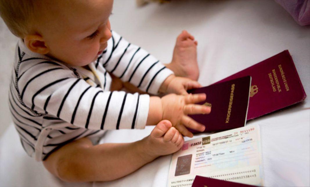 можно ли прописать ребенка одного в квартире, где не прописаны его родители?