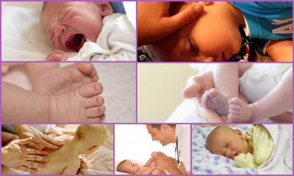 Какой темперамент у вашего новорожденного малыша?