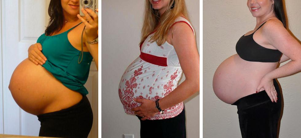 Календарь беременности. 40, 41, 42-я акушерские недели