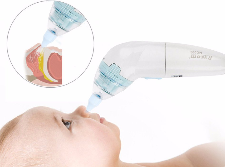 Как правильно выбрать аспиратор для младенца
