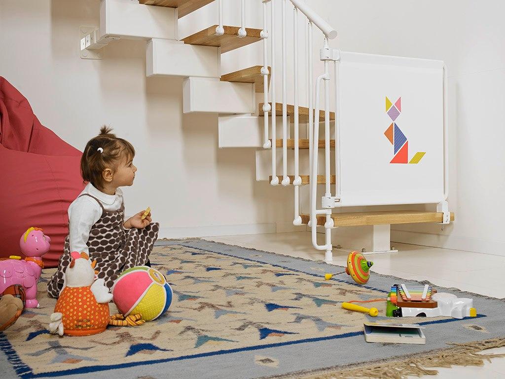 Создаем безопасный дом для ребенка