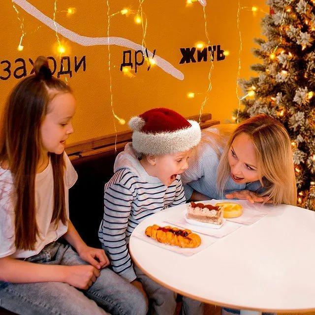 Новый год 2020 с детьми: туры, лучшие места и развлечения