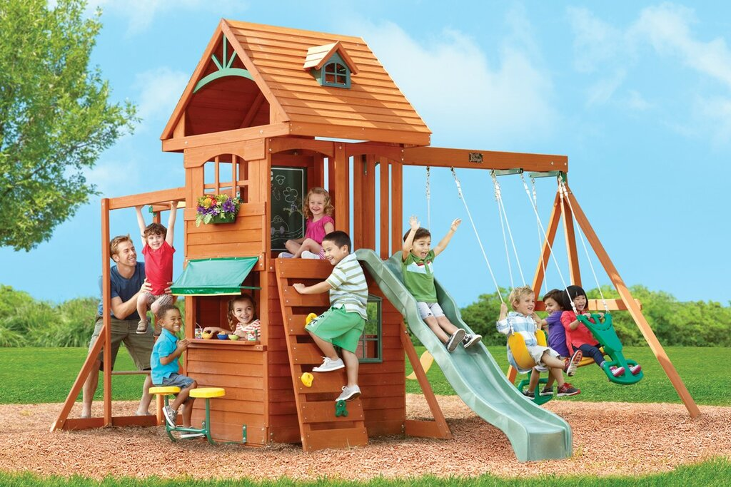 Детские домики игровые для детей для дома