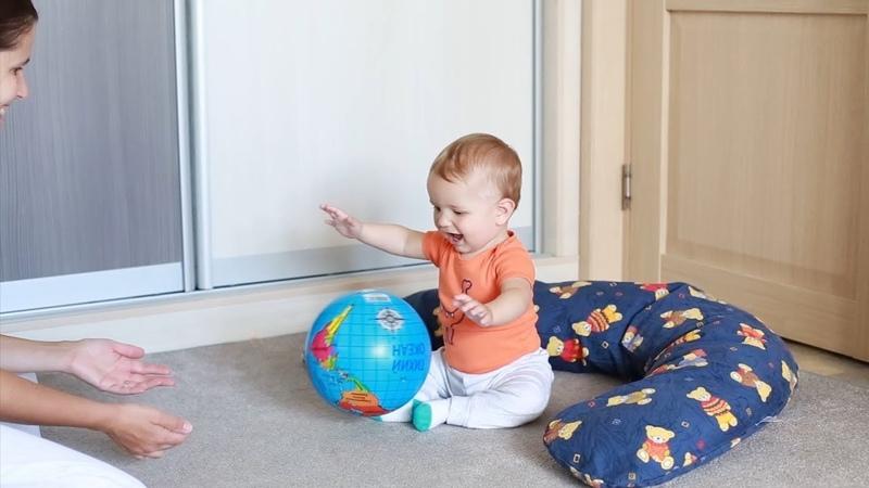 Ребенок в 9 месяцев