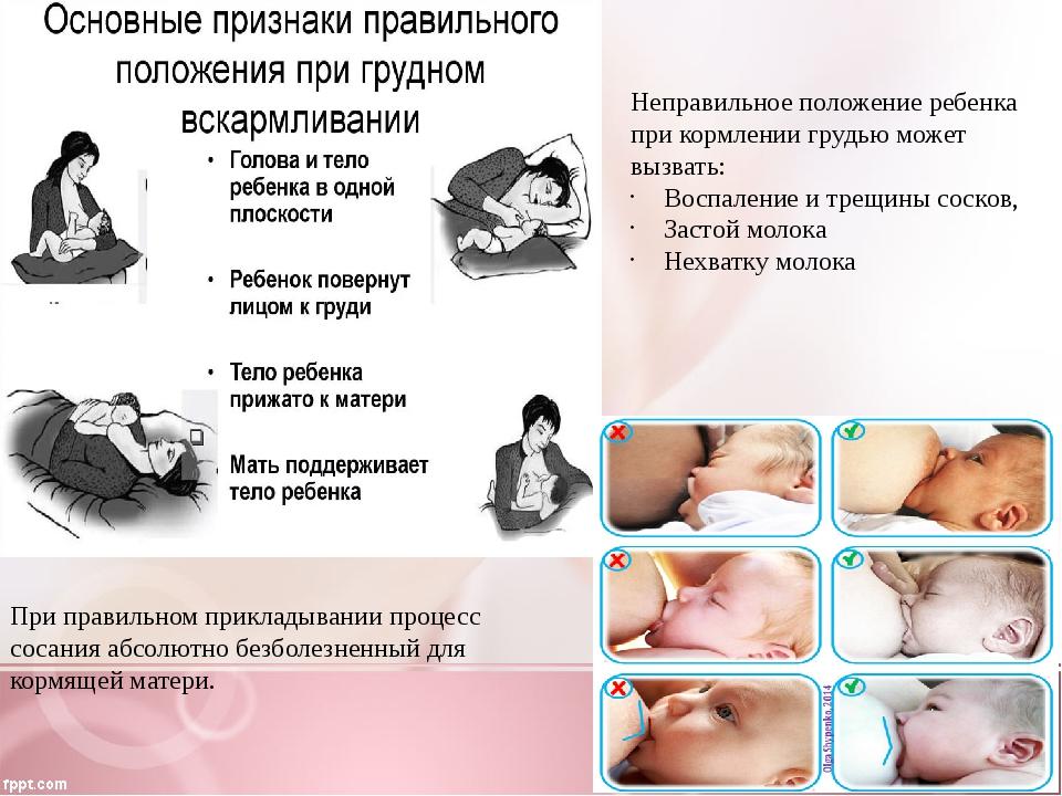 Как восстановить грудное вскармливание?