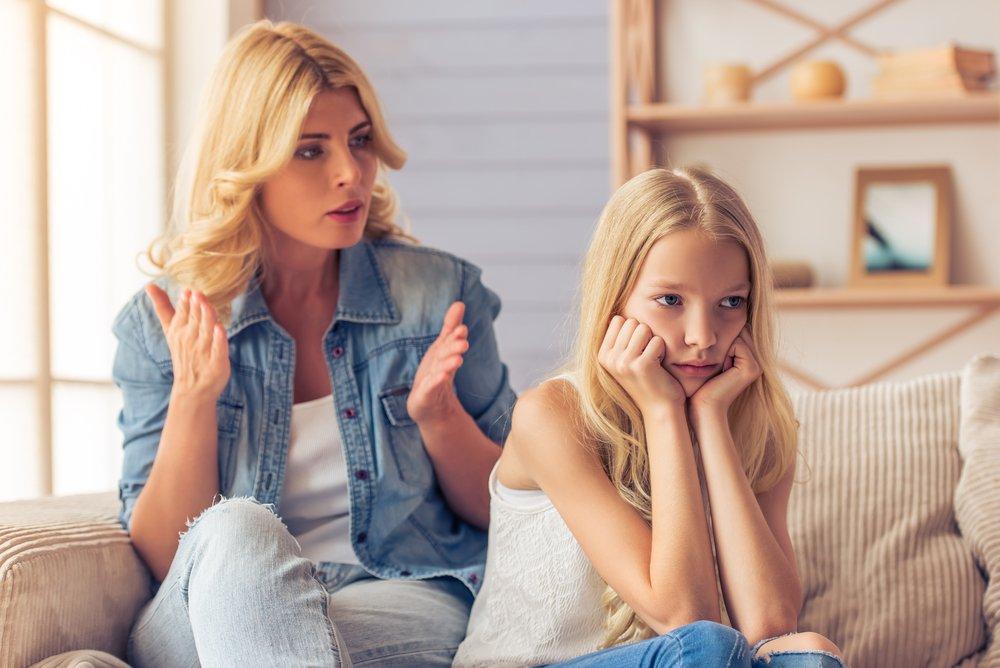 Грехи родителей: 6 вещей, которые нельзя делать при детях