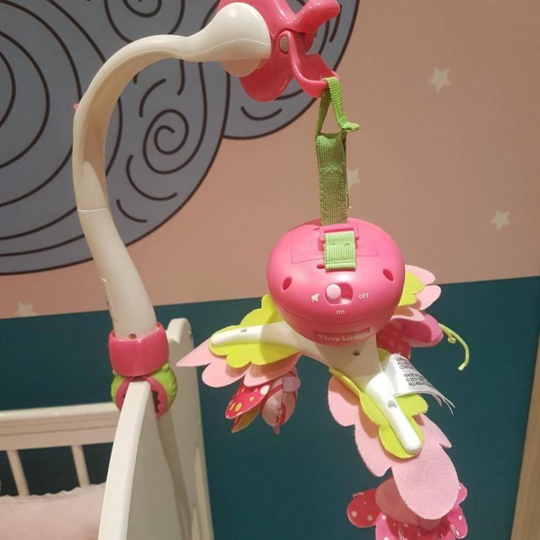 """Музыкальный мобиль на кроватку Tiny Love """"Моя принцесса"""""""