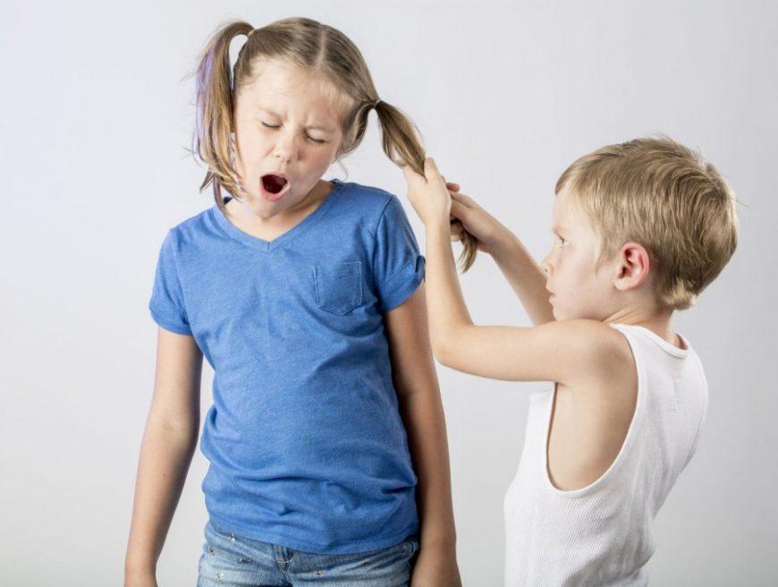 Агрессивное поведение у ребенка
