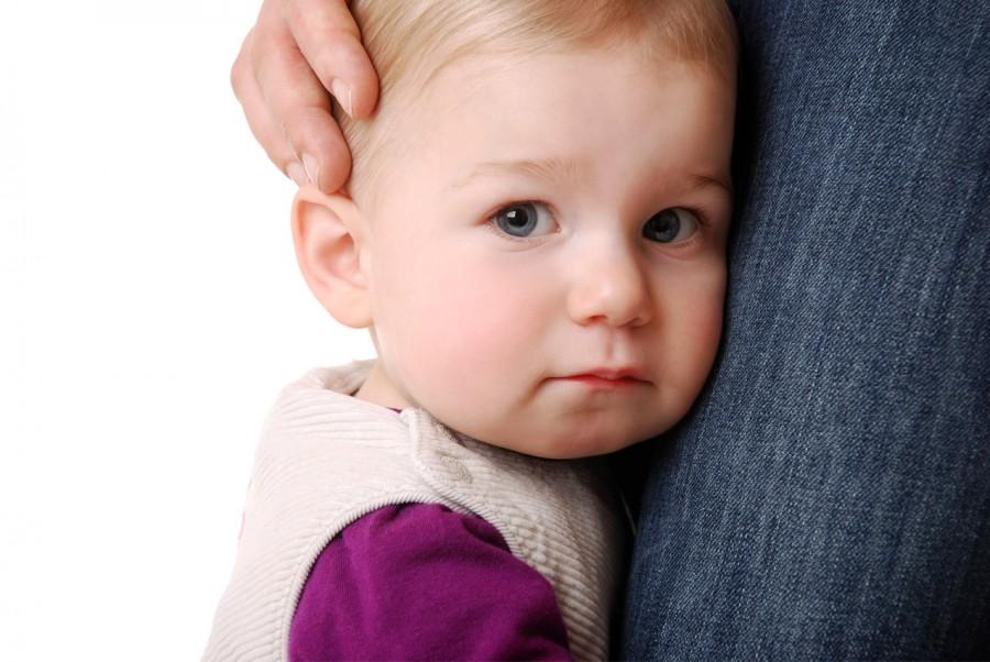 Застенчивый ребенок. что делать?