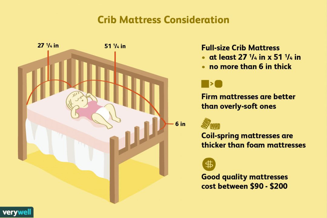 Как выбрать детскую кроватку для новорожденного: 7 параметров, обзор 4 лучших моделей