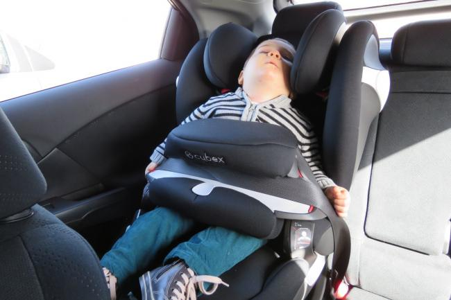 Обзор автомобильного кресла cybex pallas m-fix