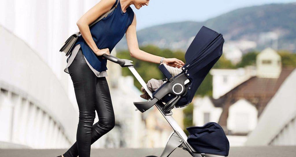 Советы по выбору коляски для новорождённого малыша
