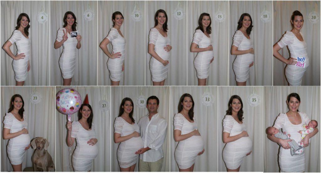Как протекает беременность двойней