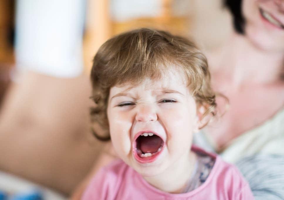 Как отучить ребенка от истерик в магазине