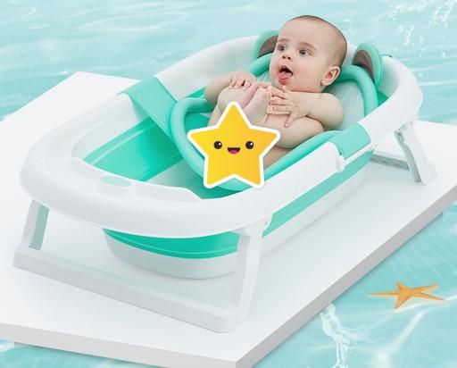 Какими бывают детские ванночки?