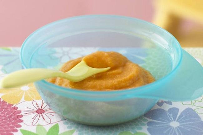 Как приготовить пюре из тыквы для ребенка