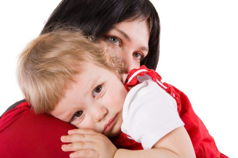 Ребёнок плачет в детском саду: как помочь малышу?