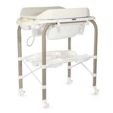Выбираем пеленальный столик для новорожденных