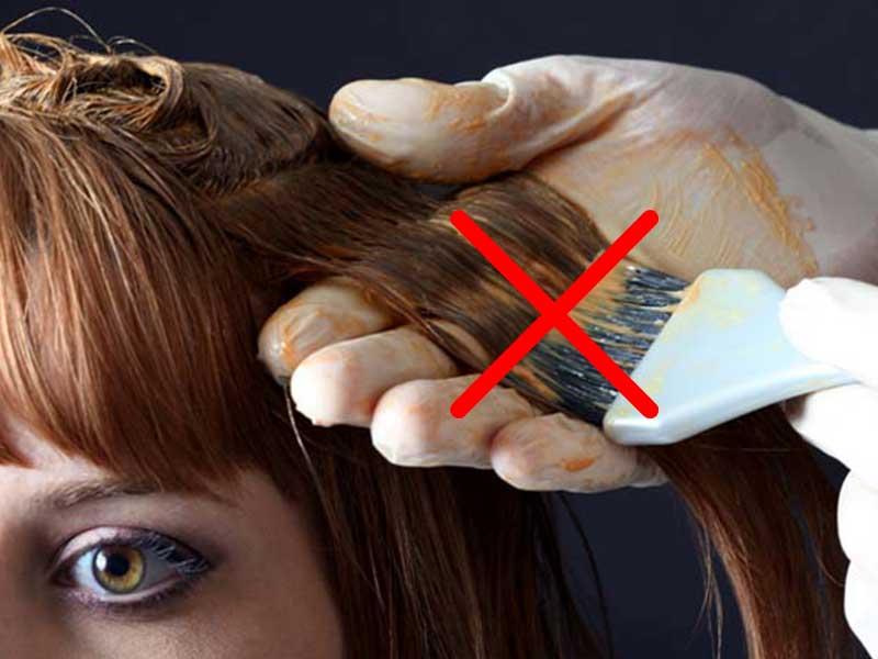 Можно ли красить волосы при грудном вскармливании?