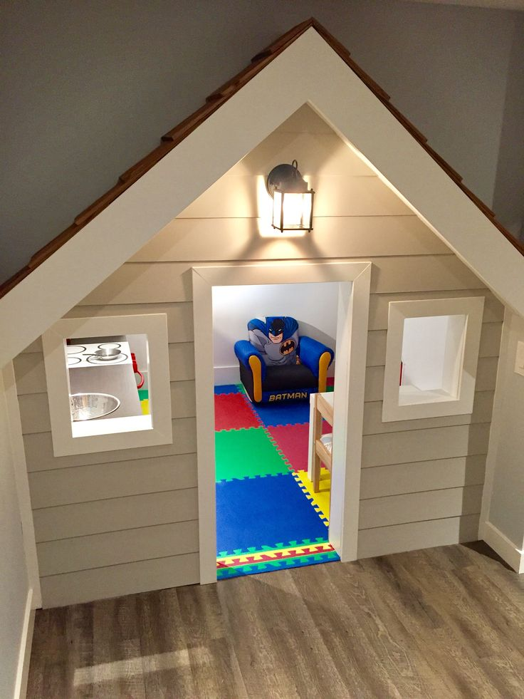 10 лучших детских домиков