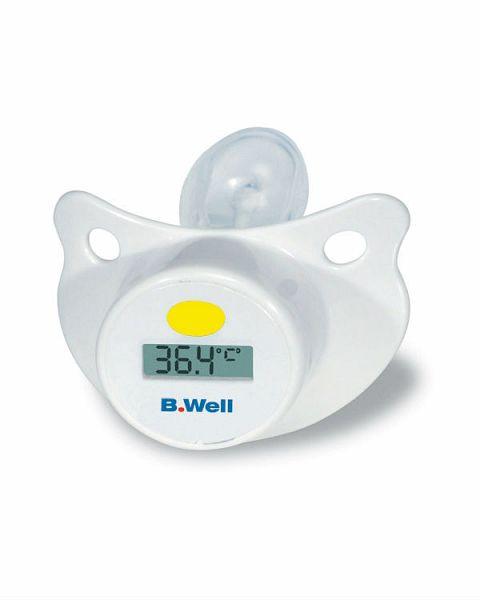 Что такое соска-термометр? стоит ли ее покупать?