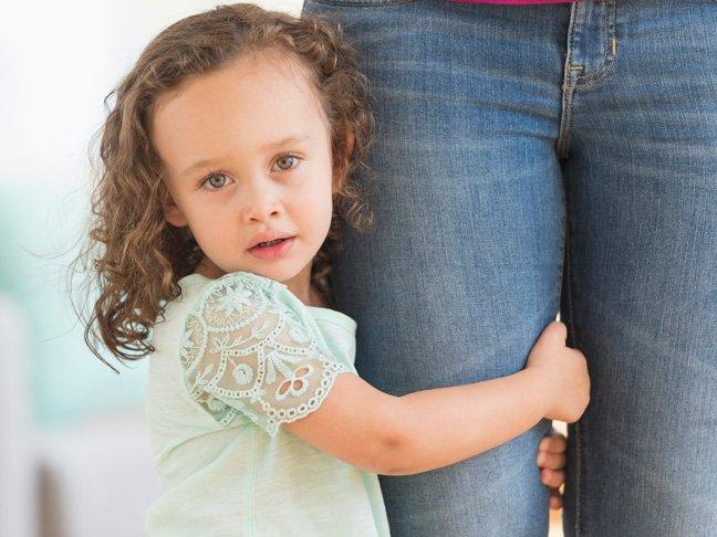 Застенчивый ребенок — рекомендации осознанным родителям