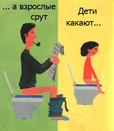 Как сходить в туалет по большому для анализов - самопомощь