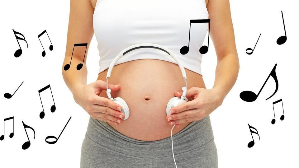 Как музыка и речь влияют на плод в утробе матери - дети-ясли