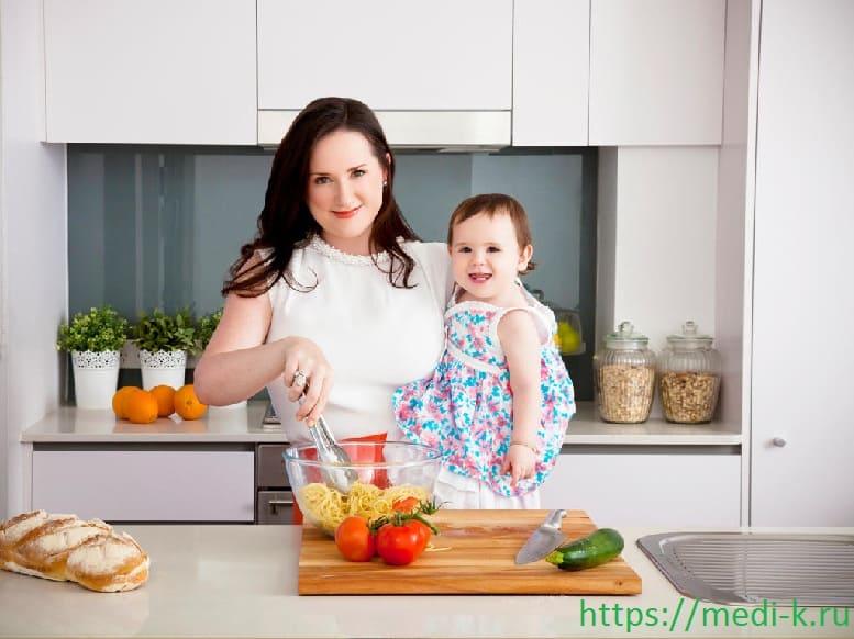 Гв и питание мамы - почему худеют при кормлении грудью.