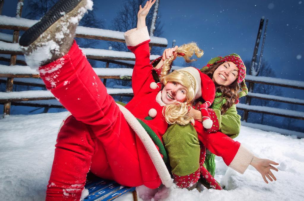 Новогодние каникулы с детьми: как весело и с пользой провести время