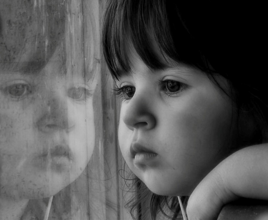 Вот что происходит в сердце ребенка, которого не любят