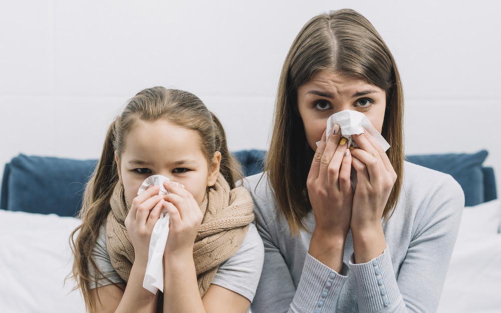 Аллергический ринит: причины, симптомы и лечение