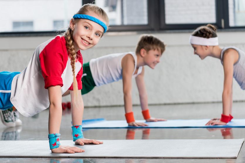 Какие виды спорта подходят ребенку