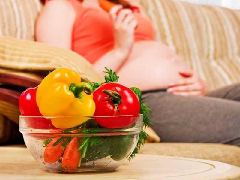 Как правильно без вреда сбросить лишний вес при беременности