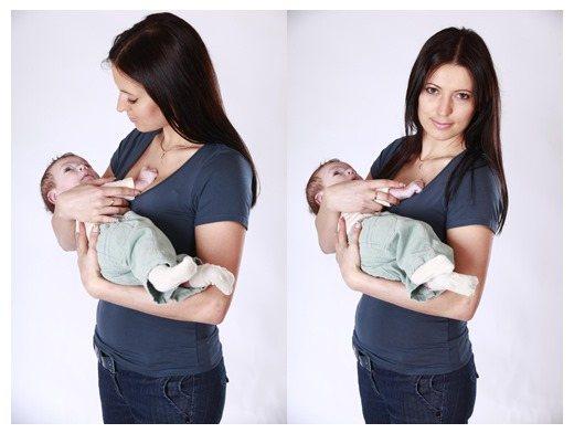 Можно ли держать грудничка вниз головой. как правильно брать и держать новорожденных детей