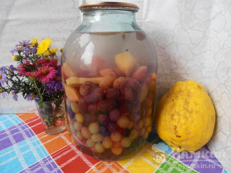 Можно ли кормящей маме компот из сухофруктов