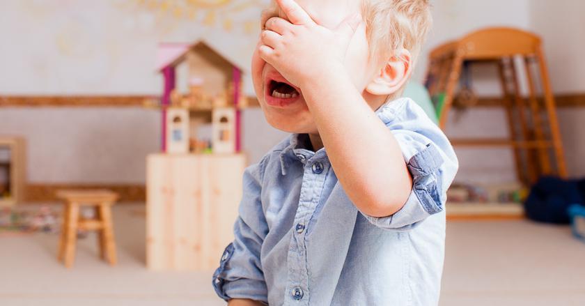 Если ребенок плачет в садике и не хочет туда ходить