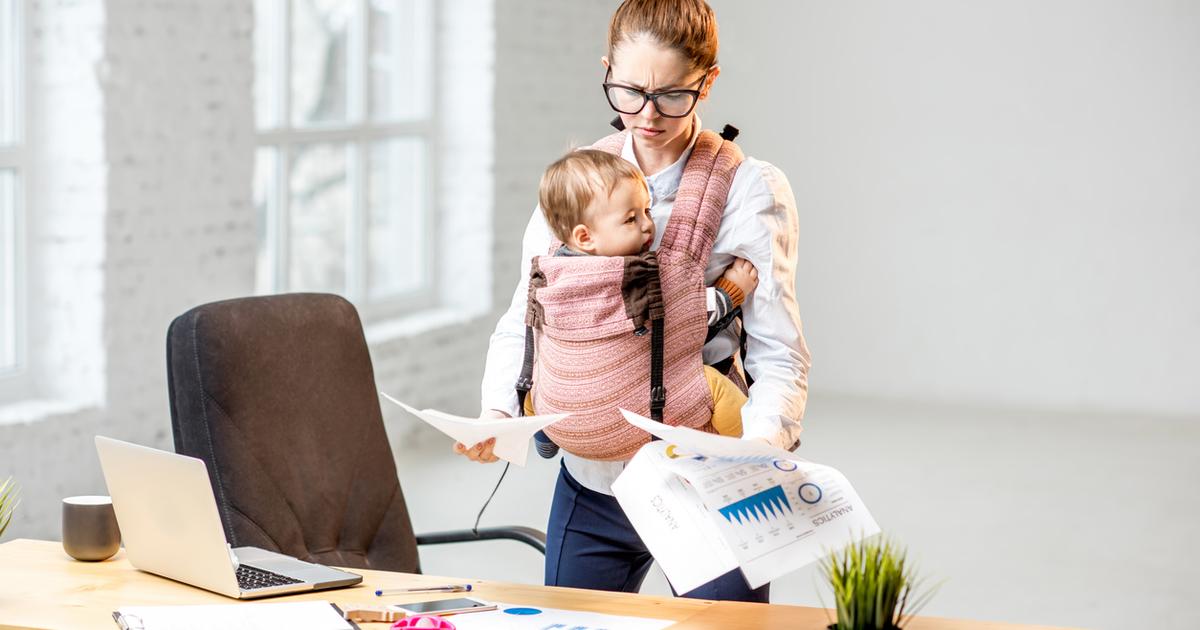 Как найти работу, если декрет растянулся на 13 лет? история успеха. работа для женщины после декрета