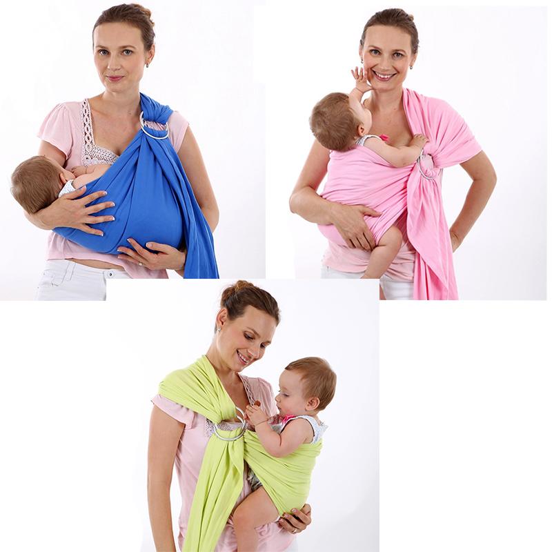 Как завязать слинг шарф для новорожденных детей, выбор, создание