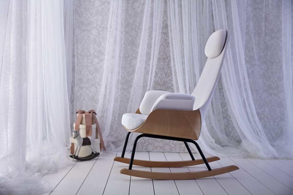 Детское кресло качалка: модели / как выбрать?