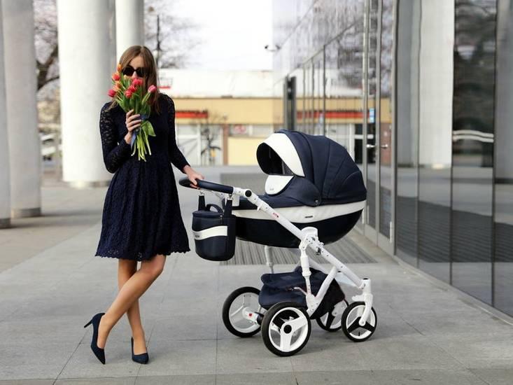 Как выбрать коляску для новорожденного   окейдок