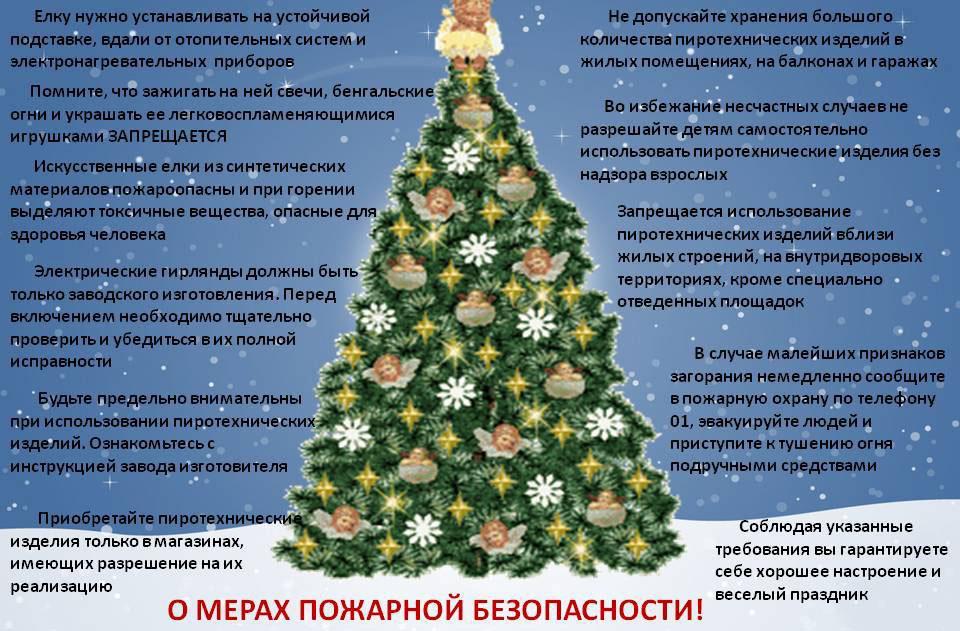 Родительское собрание на тему «безопасные новогодние праздники и создание радостного новогоднего настроения дома»
